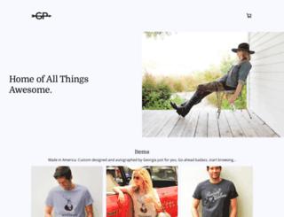 shopbygeorgia.com screenshot