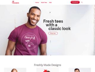 shopchick-fil-a.com screenshot