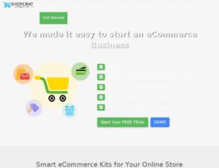 shopcrats.com screenshot