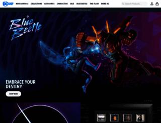 shopdcentertainment.com screenshot
