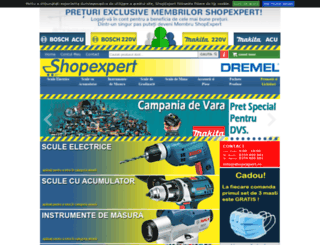 shopexpert.ro screenshot