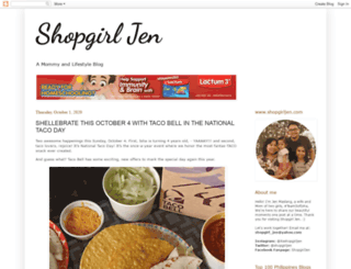 shopgirljen.com screenshot