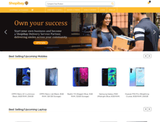 shopibay.com screenshot