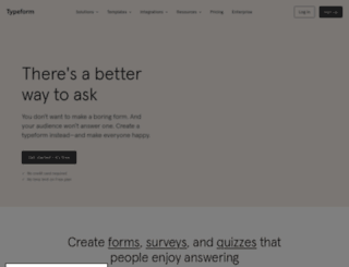 shopify2.typeform.com screenshot