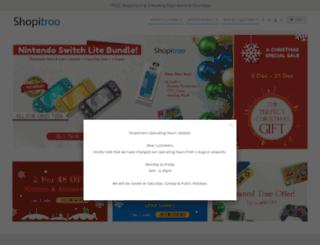 shopitree.com screenshot