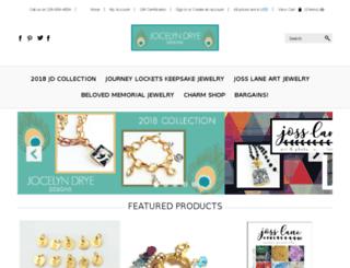 shopjourneylockets.com screenshot