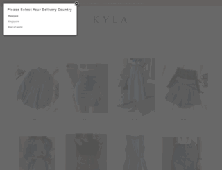 shopkyla.com screenshot
