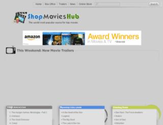 shopmovieshub.com screenshot