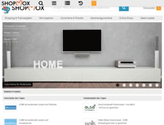 shopmox.de screenshot