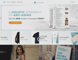 shopnerium.com screenshot