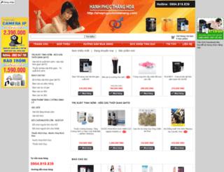 shopnguoilon123.com screenshot