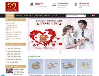 shopnhancuoi.com screenshot