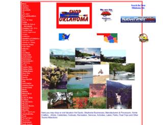 shopoklahoma.com screenshot