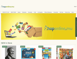 shoponline.mu screenshot
