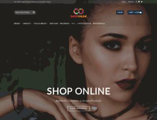 shoponlinebd.com screenshot