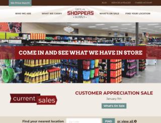 shopperssupplyaz.com screenshot