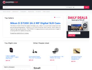 shopperstop.us screenshot