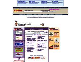shopping.francite.com screenshot