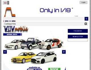shopping.otto-models.com screenshot
