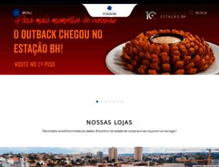 shoppingestacaobh.com.br screenshot