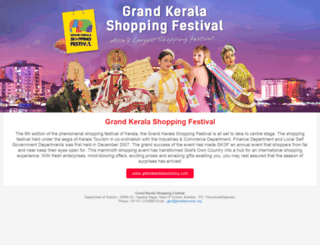 shoppingfestival.in screenshot