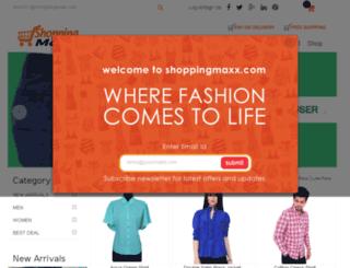 shoppingmaxx.com screenshot
