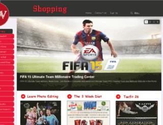 shoppingworldss.com screenshot