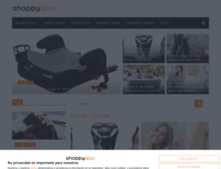 shoppydoo.es screenshot