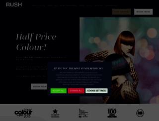shoprush.co.uk screenshot
