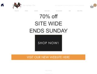shopthetartanfox.com screenshot