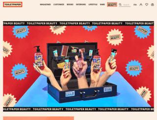 shoptoiletpaper.com screenshot