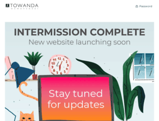 shoptowanda.com screenshot