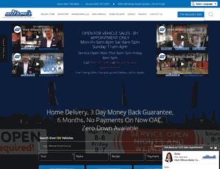 shopwilsons.com screenshot
