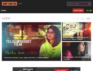 shortfilms365.com screenshot
