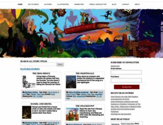 shortkidstories.com screenshot