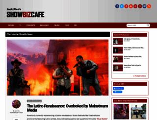 showbizcafe.com screenshot