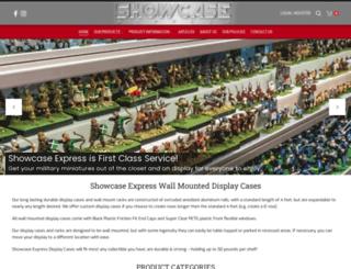 showcase-express.com screenshot