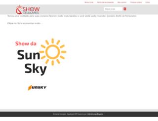 showdecelulares.com.br screenshot