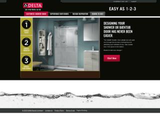 showerdoorinstallation.com screenshot