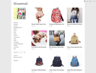 showmall.storenvy.com screenshot