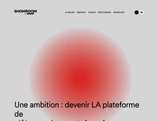showroomprive.pl screenshot