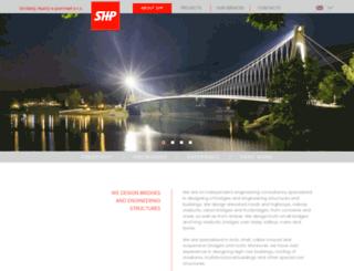 shp.eu screenshot