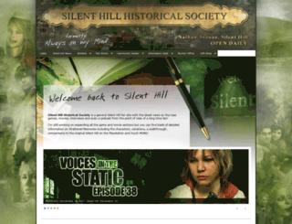 shshatteredmemories.com screenshot