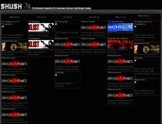 shush.tv screenshot