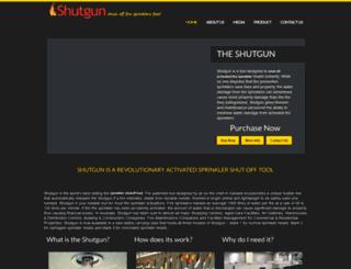 shutgun.com.au screenshot