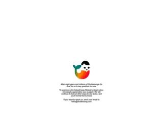 shuttersong.com screenshot