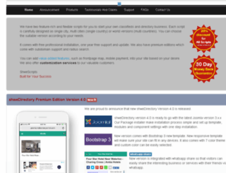 shwescripts.com screenshot