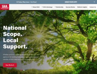 siaa.net screenshot