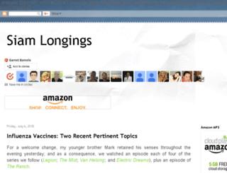 siamlongings.blogspot.com screenshot