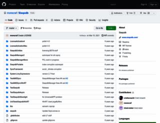 siaqodb.com screenshot